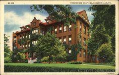Beaver Falls Pa Providence Hospital Pennsylvania