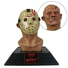 Friday the 13th Jason Voorhees Bust