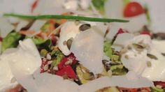 De la fraicheur et des salades au restaurant Les Américains !
