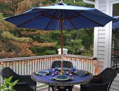 Cool Patio Table Umbrella: Patio Table Umbrella Simple Wickers ~ Furniture Inspiration