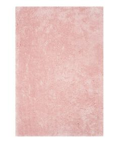 Look at this #zulilyfind! Jamila Shag Rug by Safavieh Rugs #zulilyfinds