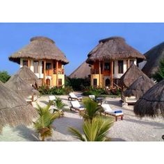 My next destination - Villas Paraiso del Mar, Isla Holbox, Mexico
