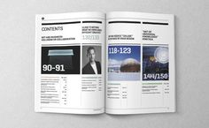 Artworks Journal - Editorial Design and Art Direction by The Design Surgery, via Behance