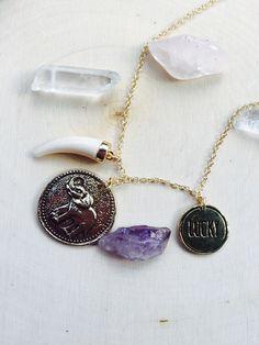 Bohemian elephant necklace #boho #hippie https://www.etsy.com/listing/252567910/vintage-jewelry-elephant-good-luck-charm