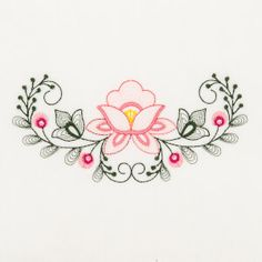 Lace Patterns, Embroidery Patterns, Machine Embroidery, Bordado Floral, Floral Embroidery, Pattern Design, Applique, Cross Stitch, Tattoos