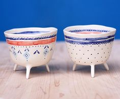 Beautiful ceramics from The Awesome Project #ceramics #tabletop #awesome