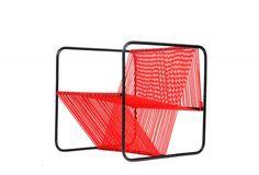 Una buena reinvención de la silla cable. Muchos lo hemos intentado antes