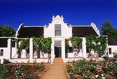 Cape Dutch, Dutch House, Garden Walls, Dutch Colonial, Rosemary Beach, Manor Houses, My Land, Cottages, South Africa
