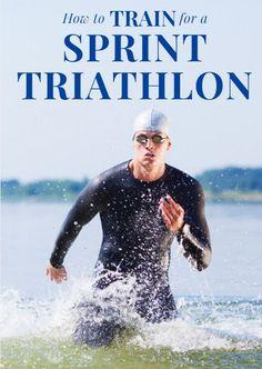 How to Train for a Sprint Triathlon | Triathlon | | Triathlon training | | Triathlon motivation | #Triathlon #Triathlontraining  https://www.runrilla.com/