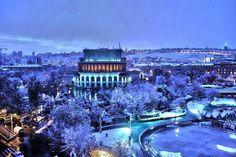 Yerevan winter