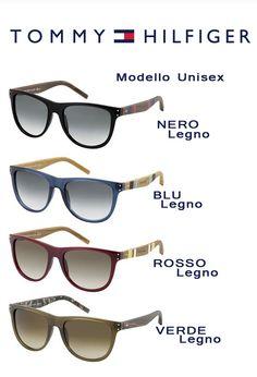 """Occhiali da sole Tommy Hilfiger - OcchialiGraduati.com """"Spedizione Gratuita""""  A ognuna il suo stile, è questo che pensiamo quando vogliamo acquistare qualcosa che identifichi e personalizza il proprio look.  Qual'è il colore del tuo stile Tommy Hilfiger? Nero - Blu - Rosso - Verde....  #tommyhilfiger #shopping #style #ss2014 #summer #fashion #glassesonline #occhiali #estate  http://bit.ly/1qCivuc"""