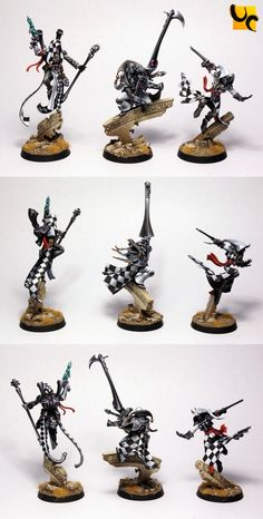 Harlequin Lords