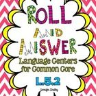 Want a fun, easy way to review the Common Core Language Skills? This is for you! This pdf contains 7 ready to use language center games for the L.5...