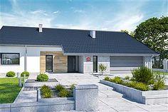 Facade House, Entrance, Garage Doors, Exterior, House Design, Decoration, Outdoor Decor, Home Decor, Washroom