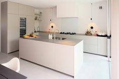 #Wireflow #freeform #keuken #verlichting #hanglamp #Vibia #Eikelenboom #design