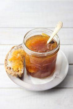 Thyme and vanilla lemons' marmalade - marmellata di limoni con timo e vaniglia