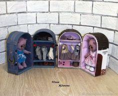 Делаем домик-кофр для игрушки - Ярмарка Мастеров - ручная работа, handmade