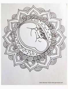 Spirit & Sol: FREE COLORING PAGES   Circle of Women   Pinterest ...