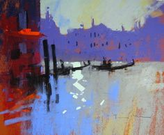 Silver Light, Venice by Tony Allain