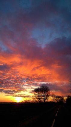 Napkelte - Sunrise (mobile photo)