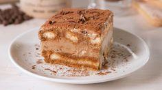 Best Tiramisu Ice Cream Cake Recipe - How To Make Tiramisu Ice Cream Cake