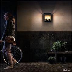 PHILIPS - Outdoor wall light 'Harvest myGarden'