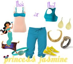 Princess Jasmine Princess Half Marathon Possibilities