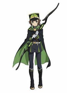 Yoichi Saotome - Seraph of the End