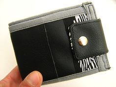 unique custom made wallet  smartPocket  by acoupleofconcepts, €21.00