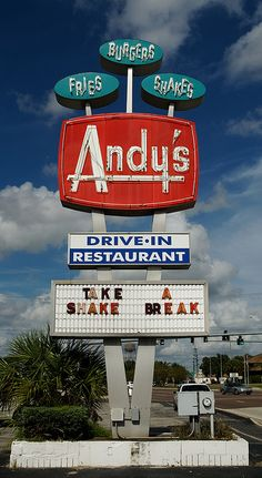 OMG! Andy's had to be on Pinterest...It just had to BE!!! If Peebles turns up Aburndale, I've gone to heaven.:) Winter Haven, FL