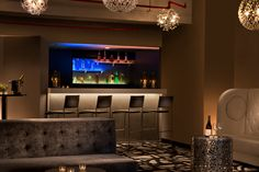 Our all new interior bar at mad46 rooftop!