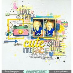 Love this awesome LO created by designer @missywhidden with our #september2015 kits featuring @americancrafts @amytangerine Finders Keepers #amytangerine @cratepaper Wonder #chipboard @octoberafternoon #thickers #hipkitclub #hipkits #scrapbooking #scrapbook #septemberkits