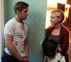 "Carey Mulligan & Ryan Gosling in ""Drive"""