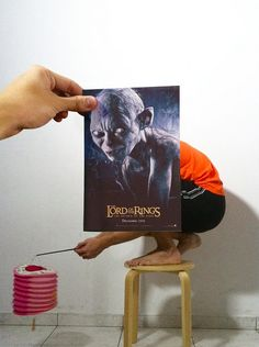 Using Movie Postcards In A Creative Way By Jaemy Choong