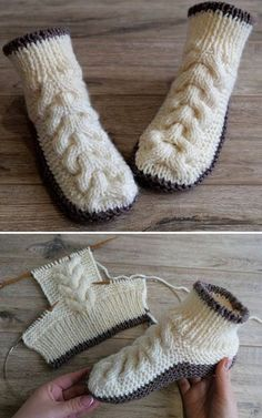 Crochet blanket patterns free 840836192914914963 - Wolle Kabelschuhe – Free Knitting Pattern Wolle Kabelschuhe – Free Knitting Pattern knitting tutorial… Source by Knitting Patterns Free, Knit Patterns, Free Knitting, Baby Knitting, Start Knitting, Knitting Increase, Knit Slippers Free Pattern, Knitted Slippers, Knitted Blankets