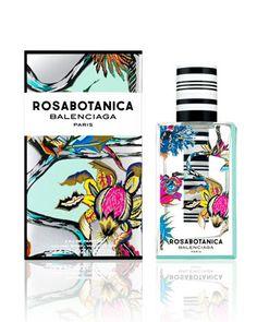 Rosabotanica Eau De Parfum 3.4oz by Balenciaga at Neiman Marcus.- Thank You Mommy!!