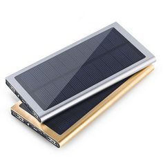 Solar powerbank power bank portable 2 usb solar charger for iPhone ipad Samsung Sony PK xiaomi power bank - Mobile Tekzone Battery Charger Circuit, External Battery Charger, Solar Charger, Solar Battery, Solar Power Batteries, Solar Power Energy, Portable Solar Power, Portable Phone Charger, All Mobile Phones