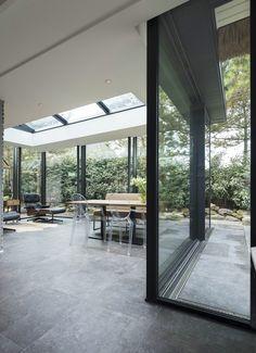 Bungalow Renovation, House Extensions, Viera, Conservatory, Ramen, Minimalism, House Design, Windows, Modern