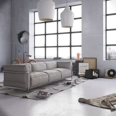 Would love to transform a warehouse into a loft like this.