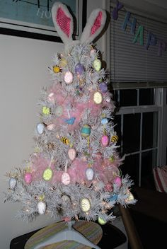 Easter Tree @Carla Gentry Frederick