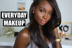 Hey guys, this was highly requested so here it is....my everyday makeup routine. Of course I don't wear this every single day of my life but it is my go to l...