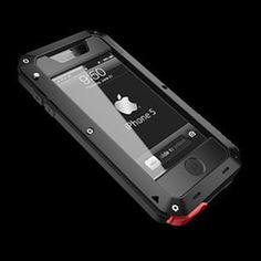 Lunatik Taktik Metal Waterproof Dirtproof Case Cover iPhone5/5G/5TH