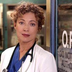 Alex Kingston as Dr. Corday - ER