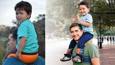 SaddleBaby - Le sac à dos avec porte bébé intégré | NeozOne http://www.neozone.org/videos/saddlebaby-le-sac-a-dos-avec-porte-bebe-integre/