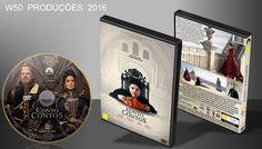 O Conto Dos Contos - DVD 2 - ➨ Vitrine - Galeria De Capas - MundoNet | Capas & Labels Customizados