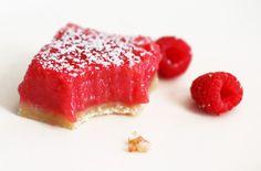 Raspberry Lemonade Bars.