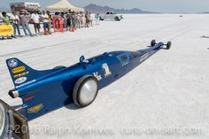 "Here is the Costella/Hoogerhyde, I/GL Lakester, Nebulous Theorem XI, fastest 200.662, ""I"" engine size is between 46 ci and 61 ci. photo by Ralph Komives from 2016 SCTA Speed Week, Wendover, Utah. Salt Flats, SCTA, Southern California Timing Association, 2016 Speed Week, Wendover Utah, Bonneville, Land Speed Racing, LSR, photo by Ralph Komives, ©2016 Ralph Komives"