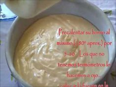 Bizcochuelo Casero (con la receta de mi vieja)