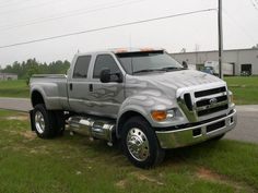 Ford F-650 Extreme Pick Up Truck My wife wants this to go get groceries: