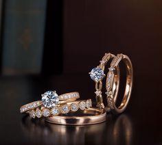 ローズクラシックについて|結婚指輪・婚約指輪のルシエ LUCIE